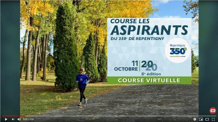 Course virtuelle Les Aspirants